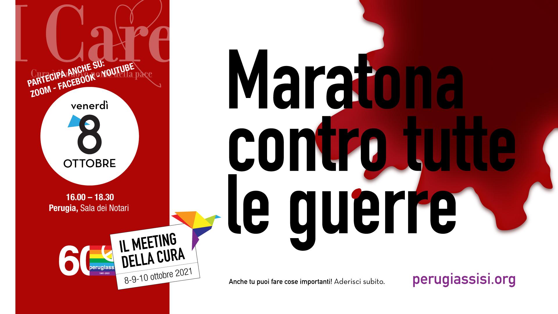 8 ottobre Maratona